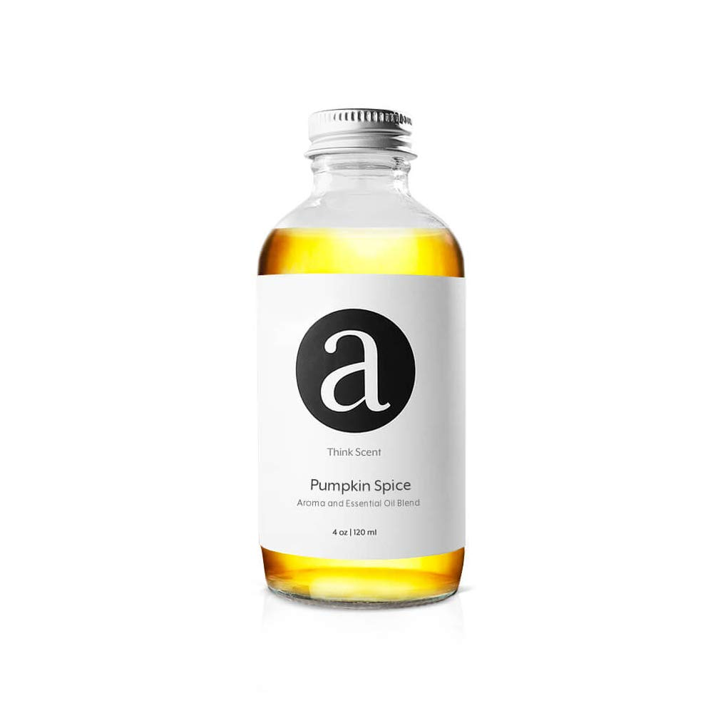 Pumpkin Spice for Aroma Oil Scent Diffusers - 120 Milliliter by AromaTech