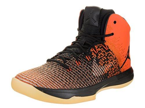 Galleon - Jordan Nike Men s Air XXXI Black Black Starfish Basketball Shoe  11 Men US 6c24156a7