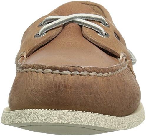 Eye Daytona Boat Shoe, tan