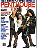 Penthouse Magazine July 1993 Aerosmith Leslie Glass Michelle Tanner Charlie Keating Single Issue Magazine - 1993 by Bob Guccione (Editor) (Author)