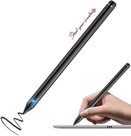 19 in Olea Kiosks Metrolite EverTouch Capacitive Stylus Stylus Pen BoxWave - Jet Black 19 in Fiber Tip Capacitive Stylus Pen for Olea Kiosks Metrolite