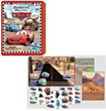 DISNEY'S CARS Travel Magnetic Tin