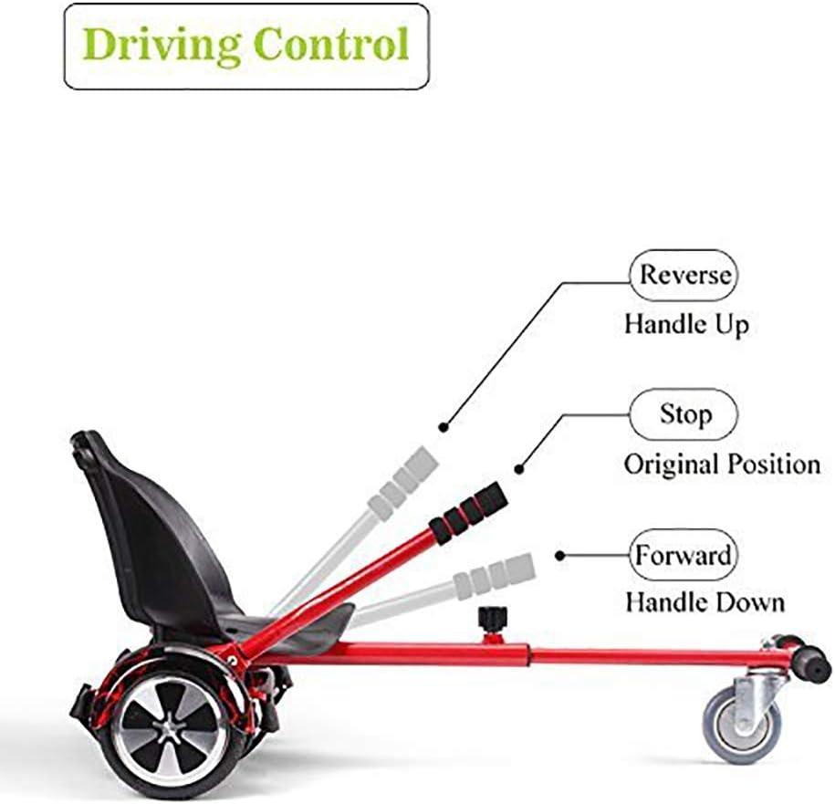 Amazon.com: Go Kart Hoverboard accesorios de fijación para ...