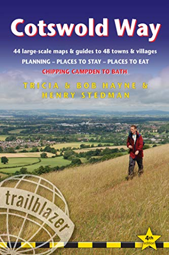 Pdf Travel Cotswold Way: Chipping Campden to Bath - Planning, Places to Stay, Places to Eat; Includes 44 Large-scale Walking Maps (British Walking Guides)