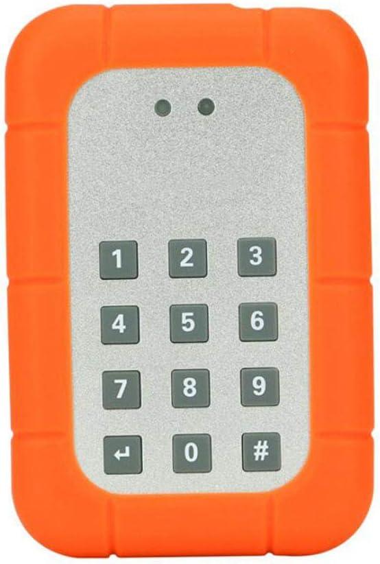 Disco Duro Externo de 2,5 Pulgadas, USB 3.0, con número de Llave ...