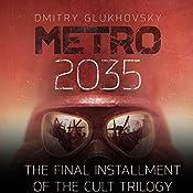Metro 2035 | Dmitry Glukhovsky