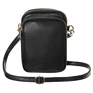HAIDEXI Lightweight Small Crossbody bags Cell Phone Purses Travel Pouch Shoulder Bag for Women