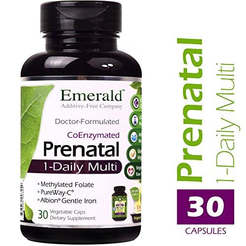 Prenatal 1-Daily Multi - Multivitamin with Coenzyme Folic Acid Plus