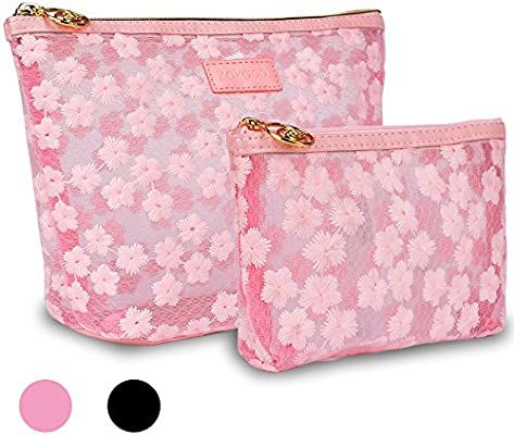 8482e51faaa2 Amazon.com   Zakaco Makeup Bags for Women