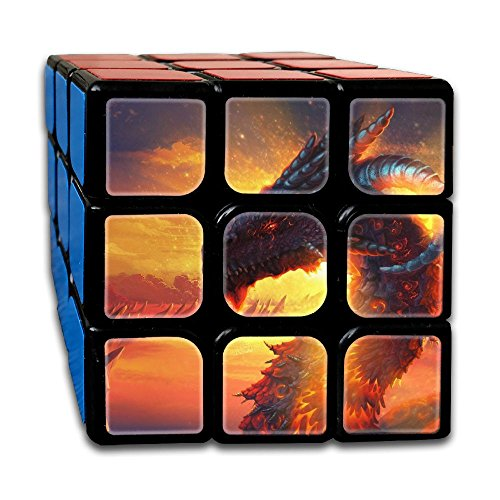 Dragon 333 Super-durable Cube,Easy Turning And Smooth Play,