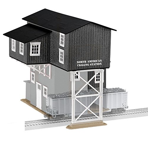 Lionel Model Train Accessories, FasTrack O Gauge, Coaling Station
