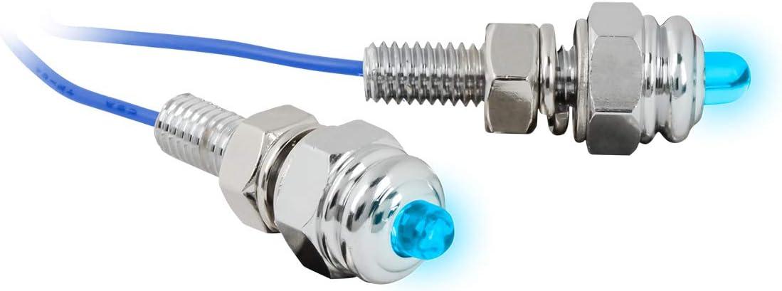 GG Grand General 50891 Blue LED Screw Light