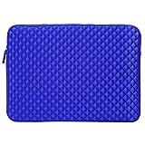 Evecase Lenovo ThinkPad X1 Carbon 14-Inch Laptop Sleeve, Premium Neoprene Case Travel Carrying Bag for Lenovo ThinkPad X1 Carbon 14 inch 2nd Gen 20A70037US / 20A70033US/ 20A7002QUS - Blue