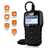 #1: OBD Diagnostic Scanner THZY NI100 Universal Diagnostic scan tool Car Engine Fault Code Reader Battery Health Check scan tool for AUDI/VW/FORD/GM/CHRYSLER/BENZ/BMW/PORSCHE car, SUV, light duty vehicle