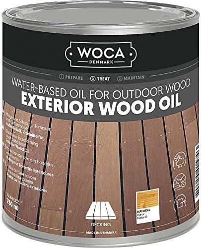 WOCA 617963A Exterior Olie antraciet 25 L