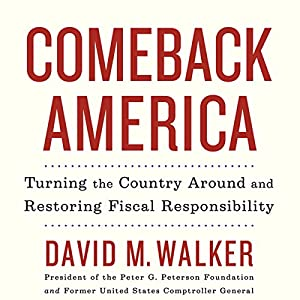 Comeback America Audiobook
