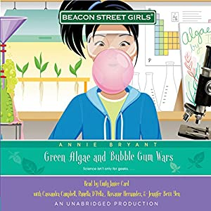 Green Algae and Bubblegum Wars Audiobook