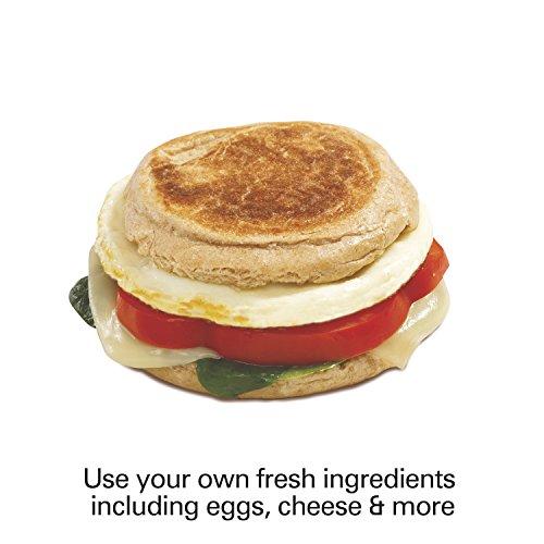 Proctor Silex 25479 Breakfast Sandwich Maker, White by Proctor Silex (Image #7)