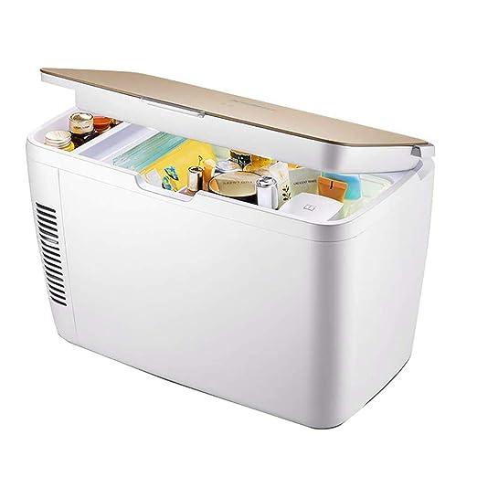 S-AIM Mini refrigerador 15 l, refrigerador cosmético Mini ...