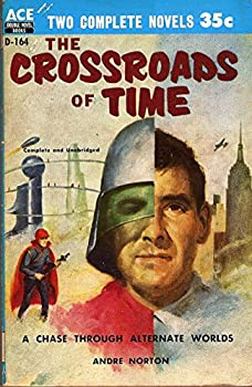 The Crossroads of Time by Andre Norton science fiction and fantasy book and audiobook reviews