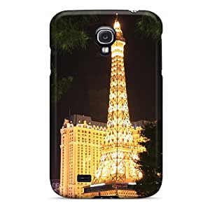 For JenniferCools Galaxy Protective Case, High Quality For Galaxy S4 Lights Skin Case Cover