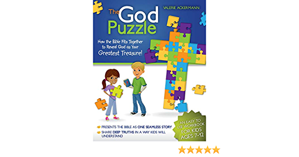 The God Puzzle: How the Bible fits together to reveal God as ...