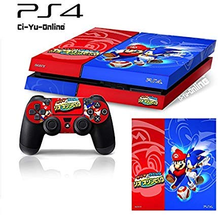05a9abc9abf41 Ci-Yu-Online [PS4] ShoeBox Nike Logo Shoe Box Light Bar Whole Body VINYL  SKIN STICKER DECAL COVER for PS4 Playstation 4 System Console and  Controllers