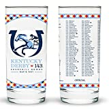 Kentucky Derby 143 Official Mint Julep Glass
