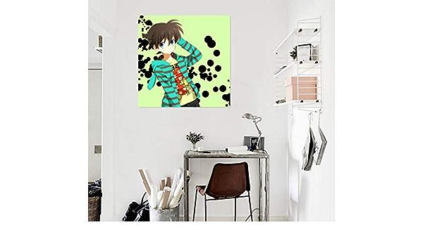 3D Detective Conan 301 - Adhesivo decorativo para pared ...