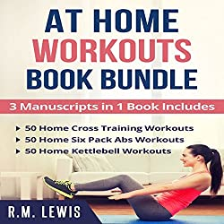 At Home Workouts Book Bundle
