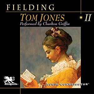 Tom Jones, Volume 2 Audiobook