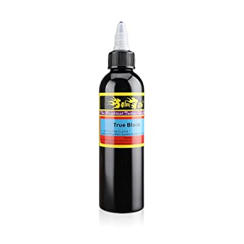 Amazon.com: Solong Tattoo Ink True Black Tattoo Pigment for Shading ...