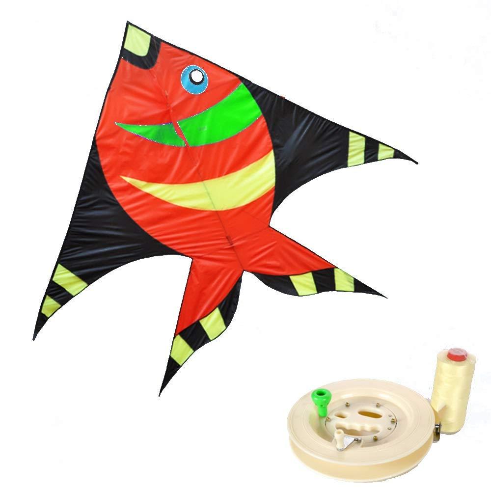 凧,春の空飛ぶ凧の希望 大人用大型子供用そよ風凧、プロ初心者用凧(リール付) 空飛ぶ物 (色 : Q) 空飛ぶ物 B07QZL4Z16 (色 H H h H h, ティービーtakayama:58c70252 --- ferraridentalclinic.com.lb