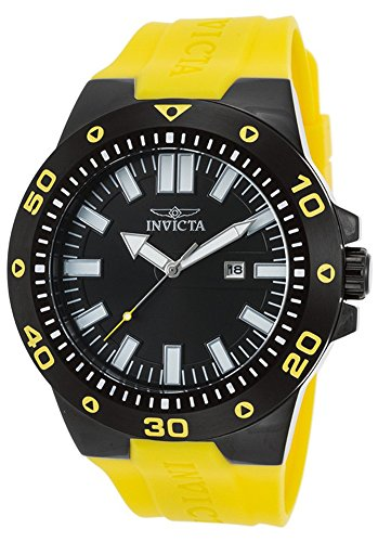 [インビクタ] Invicta Pro Diver Black Dial Men`s Watch メンズ 23513