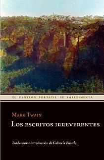 Los escritos irreverentes par Twain