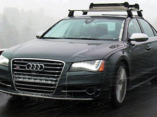 2013 Audi S8 Storms the Colorado Rockies!