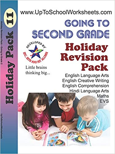 Buy Revision Pack Of 3 Books For Kids Going To Class 2 Mixed
