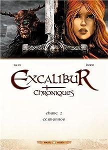 "Afficher ""Excalibur chroniques n° 2 Cernunnos"""