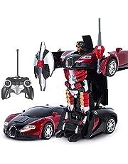 بعد محولات تحكم سيارة روبوت ألعاب كهربائية للأطفال