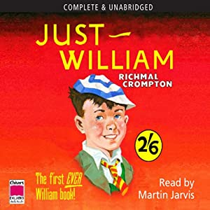 Just William Audiobook