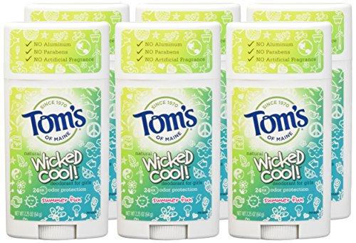 Buy deodorant for tweens