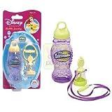 : Disney Princess Beauty & The Beast Belle Bubble Jewelry Bubble Necklace with Gazillion Bubbles