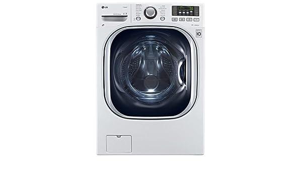 LG WM3997HWA Ventless 4.3 Cu. Combinación de lavadora/secadora a ...