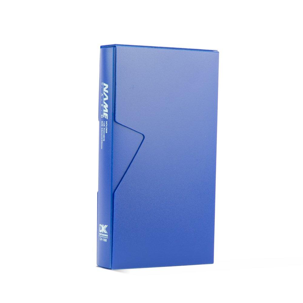 per 168/biglietti da visita /Porta biglietti da visita colore: blu Pryse 4400011/