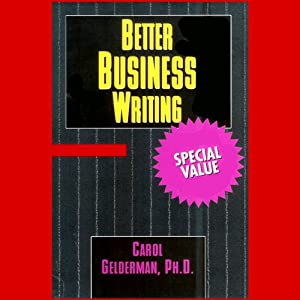 Better Business Writing Audiobook