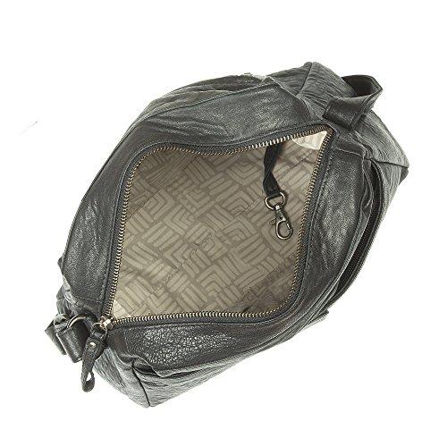 VOi Bestseller Reißverschlusstasche GABRIELLA New Zealand 30434 Schafleder Damen: Farbe: Cotton