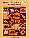 American Folksongs for Easy Guitar, Hal Leonard Corp., 0793569524
