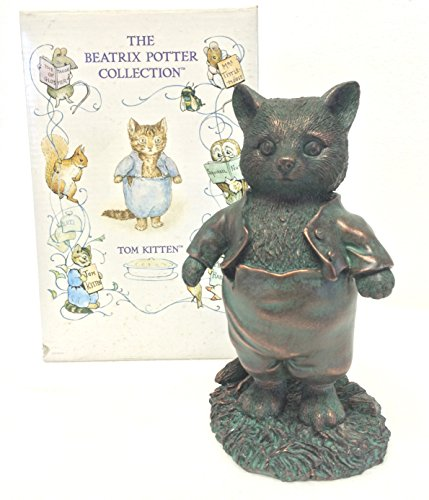 Peter Garden Rabbit (Beatrix Potter Collectibles- Tom Kitten 7