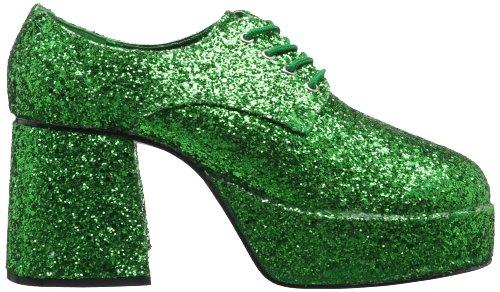 PleaserJazz02 Uomo b Brogue Green Glitter HCRFqCwY