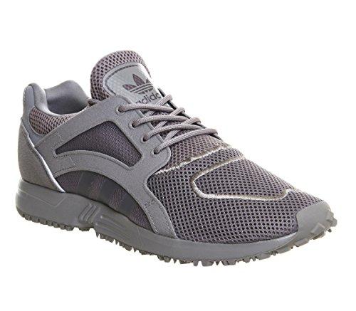 Baskets Lite Homme adidas Basses Racer Grey E0WUaxq8w
